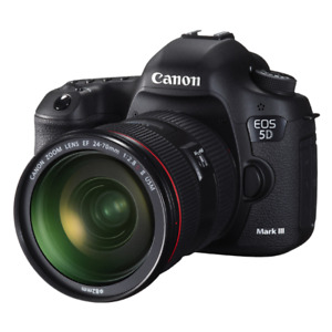 **** LIKE NEW EOS CANON 5D MARK III FOR SALE ****