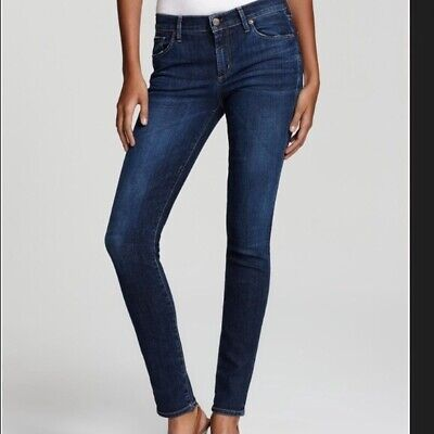 CITIZENS OF HUMANITY Size 25 Avedon Mid-Rise Skinny Jeans