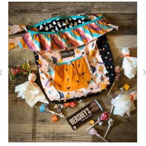 NWT Girls Matilda Jane No Tricks Treats Halloween Joey Bag