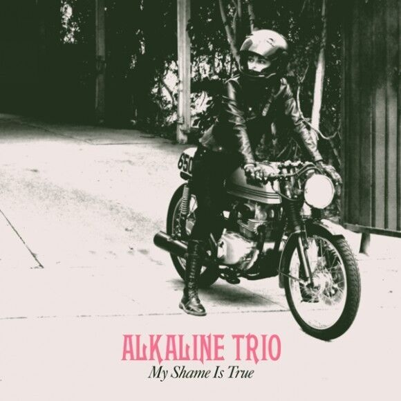 ALKALINE TRIO My Shame Is True VINYL LP BRAND NEW Plus Free CD Of Entire Album