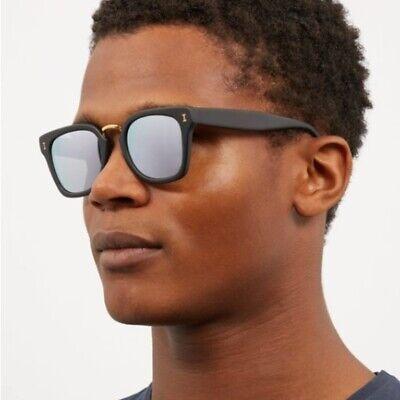 NWT Illesteva Positano square acetate mirrored sunglasses $220