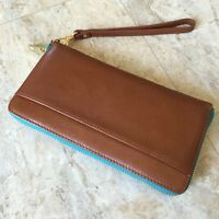 STOLEN/LOST BROWN WALLET