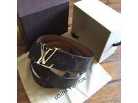 Louis Vuitton. Belt