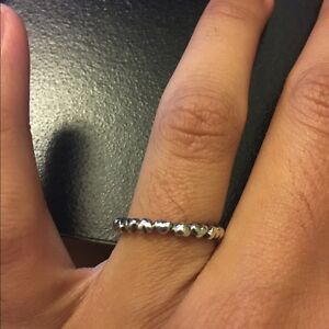 Pandora ring forever love size 7