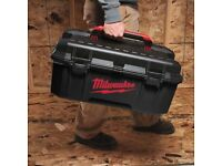 Milwaukee Jobsite Workbox 26 Inches.