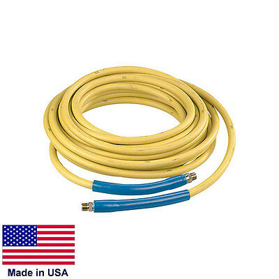 Pressure Washer Hose - 100 - 4000 Psi - 38 Fittings