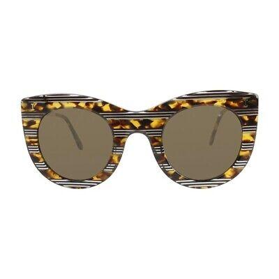 Illesteva Boca 2 Tortoise Sunglasses Made in Italy