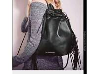 Victoria's secret leather backpack original from VS