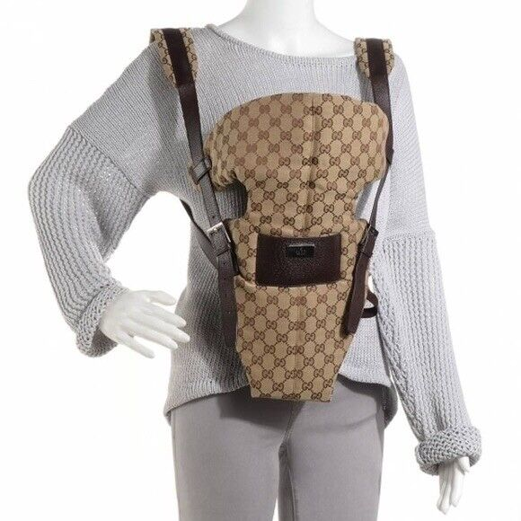 3ab7915aa98 Gucci baby carrier