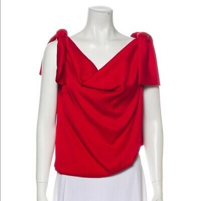 Hellessy top size 6
