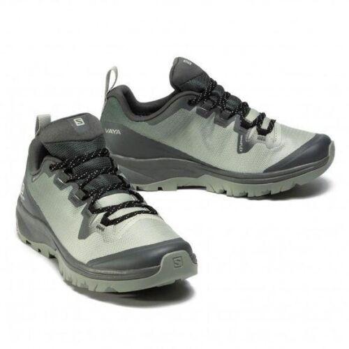 Salomon Vaya GTX Hiking Shoe in Urban Chic