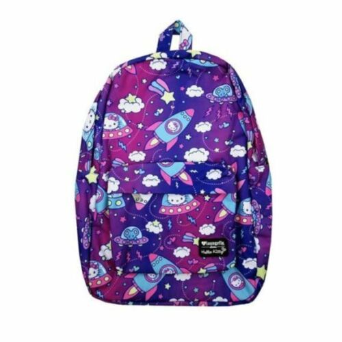 Loungefly Hello Kitty Outerspace Nylon Backpack