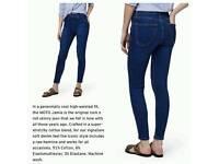 Topshop jamie jeans bnwt