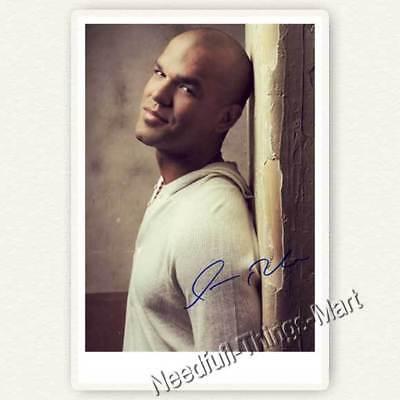 Amaury Nolasco alias Fernando Sucre aus Prison Break -  Autogrammfotokarte