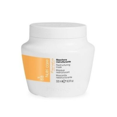 Fanola Nutri Care Restructing MASK for dry and curly hair-50