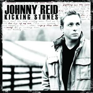 Johnny Reid-Kicking Stones cd-mint condition
