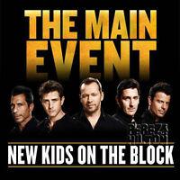 New Kids on the Block FLOOR RANGÉE F