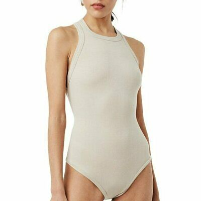 Alix Nyc Austin Bodysuit in Natural S $125 NWT
