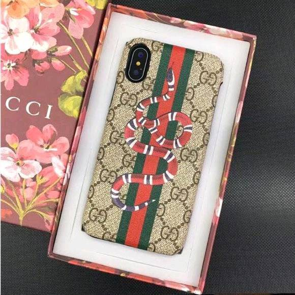 super popular 9d97c 00f8f Gucci iPhone X case | in Enfield, London | Gumtree