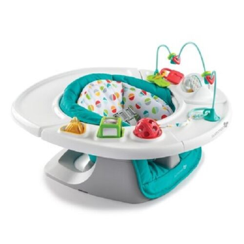 SUMMER INFANT 4 IN 1 SUPER SEAT,NEUTRAL