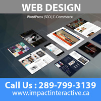 Hamilton Wordpress Website Design & Web Development- Ecommerce