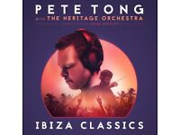 2 x standing tickets for Pete Tong Classics at SSE Hydro