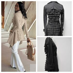 Le plus beau manteau imperméable / Nicest Trenchcoat