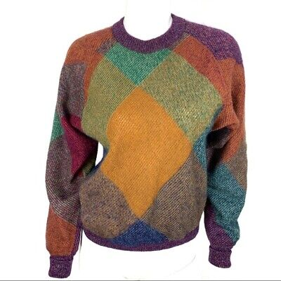 Missoni Vintage Sweater Small Wool Mohair
