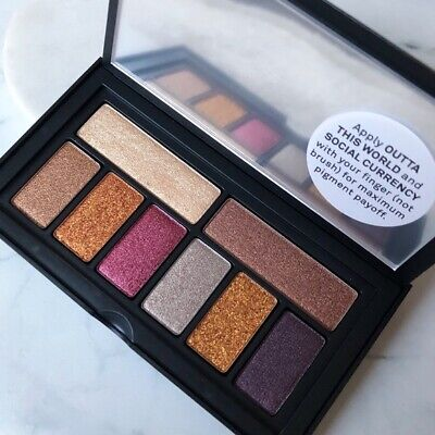 AUTHENTIC Smashbox Cover Shot Major Metals Eye Palette Limited Edition BRAND NEW ()