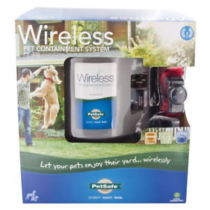 Petsafe-Wireless pet containment system