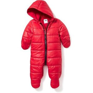 Gap 18-24 mo snowsuit