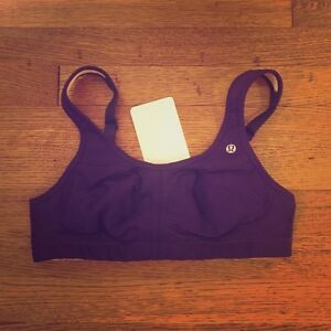 "LULULEMON ""the bust stops here Bra"" and Yoga Pants"