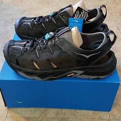 Hoka One One Tor Trafa sandals, Men's size 10.5; brand new in box!