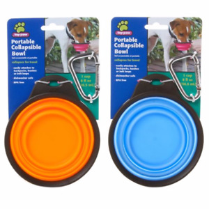 New!!! Collapsible Travel Bowls for Dogs