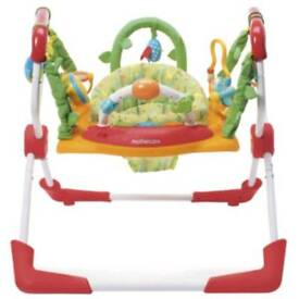 Mothercare woodland baby bouncer
