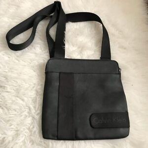 Calvin Klein Messenger Travel Bag  - Mens