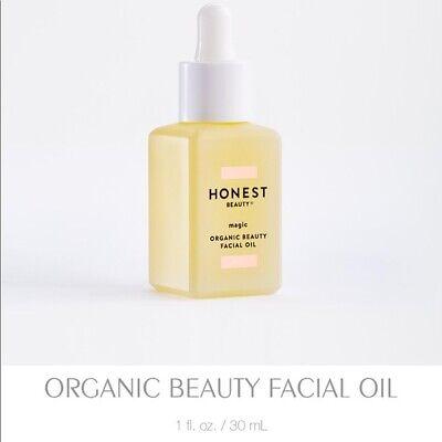 Honest Beauty Organic Facial Oil 30ml Rrp £32