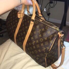 Luxury Louis Vuitton Travel Bag
