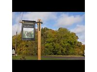 Part-time and Full-time Bar/Waiting staff - The Packhorse in Mapledurham