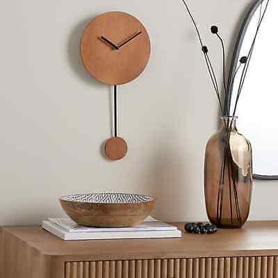 Beautifully wood Made Pendulum Clock