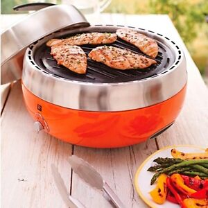 Portable BBQ + Wood Charcoal -- New! Value 199$ + Tax