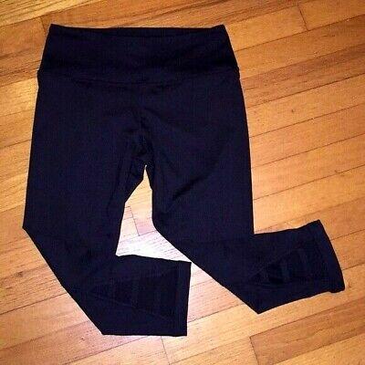 Zella Black Yoga/Fitness/Workout Capri Pants Size Medium