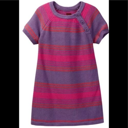NWT Tea Collection Costanza Sweater Dress Stripe 2