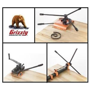 NEW GRIZZLY METAL CRAFTING TOOL SET BENDING TWISTING POWER HAND TOOLS NIPPERS SNIPS TWISTER NIPPER SNIPPING 104313277