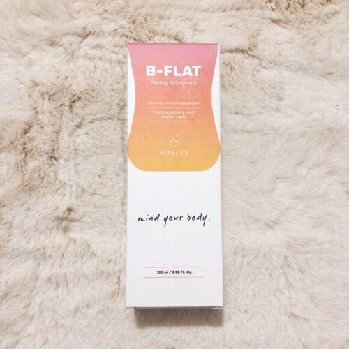 Maelys B-FLAT firming belly cream cellulite/stretch marks 100ml