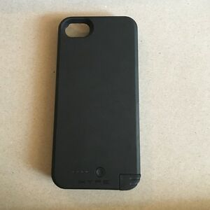 Hype Ultra Slim 2000 mAh Back Up Battery Rechargeable Power Case