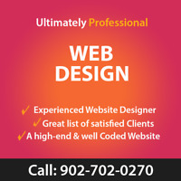Web Design - WordPress Website Development - Ecommerce- Designer
