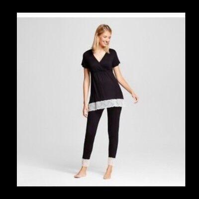 nursing pajamas for sale  Bristol