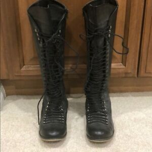 Steve Madden Genneral Boots Size 7 $65