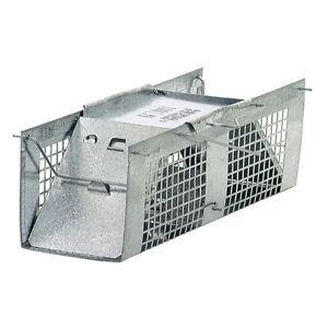 Havahart two door live mouse trap chipmunk vole trap ebay - Volle trap ...